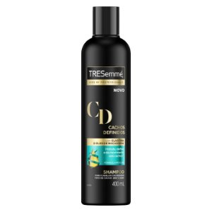 Shampoo Tresemme CD Cachos Definidos 400ml