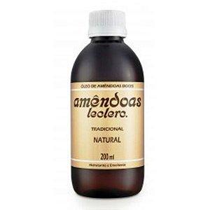 Oleo de Amendoas Leclerc 200ml