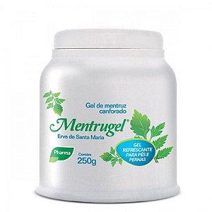 Gel Mentrugel Pés e Pernas Pharma 250gr