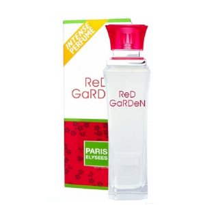 EDT PARIS ELYSEES RED GARDEN FEM 100 ML