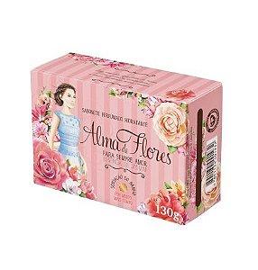 Sabonete Alma de Flores Jasmin 130gr