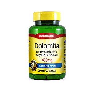 DOLOMITA 600MG 60cps - Maxinutri