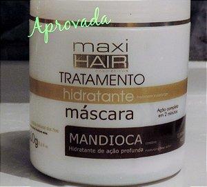 MASCARA MAXI HAIR MANDIOCA 500G