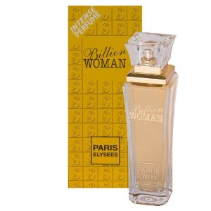 Perfume Billion Woman Paris Elysees 100ml