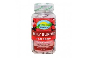 Belly Burner Goji Berry 180cpr 80mg - Nutrigold