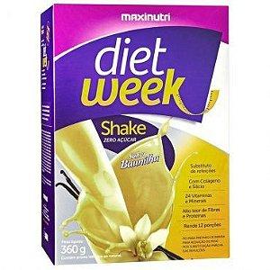 DIET WEEK SHAKE BAUNILHA 360GR