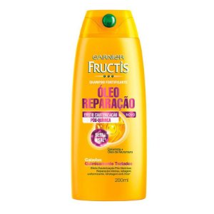 Shampoo Fructis  Oleo Reparação Pos Quimica 200ml