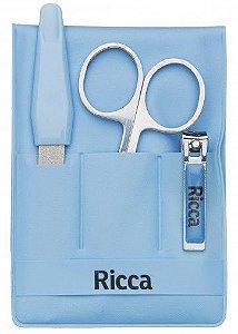 KIT MANICURE INFANTIL Infantil Ricca Ref.742