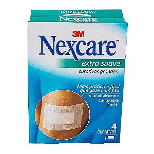 Curativo Nexcare Extra Suave Grande 4un