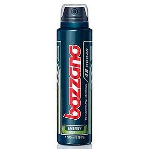 Desodorante Aerosol Bozzano 150ML Energy