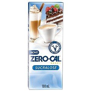 Adocante Zero Cal Sucralose 100ML