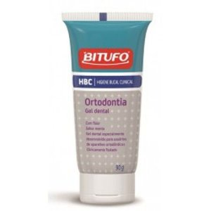 GEL DENTAL ORTODONTIA 90G - Bitufo