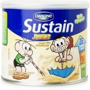 SUSTAIN JUNIOR BAUNILHA 350G