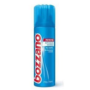 Bozzano Espuma de Barbear Pele Sensível 200ml/193g