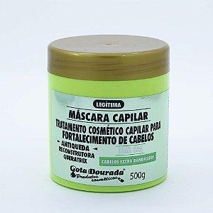 Mascara Capilar Gota Dourada  Antiqueda Queratrix 500 GR