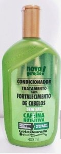 CONDICIONADOR FORTALECIMENTO CAFEINA NUTRITIVA 430 ML