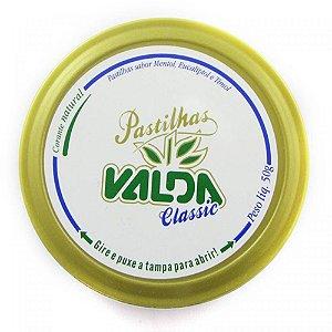 Valda Pastilha Lata 50gr Tradicional