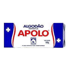 Algodão Apolo 100gr