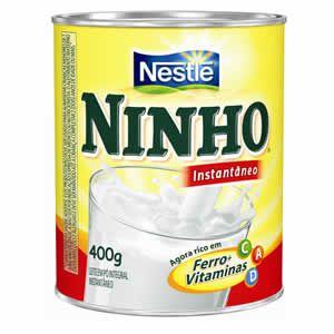 Leite Ninho Instantaneo 400gr