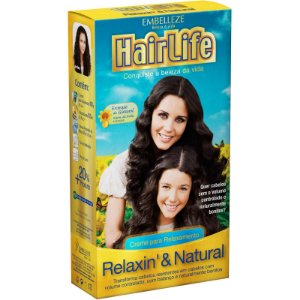 Alisante HairLife 180gr Relaxin & Natural Kit