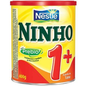 Leite Ninho Fases 1+ 400gr