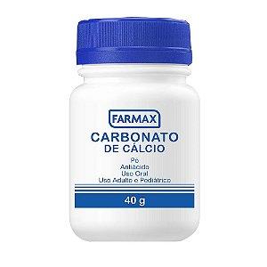 CARBONATO DE CALCIO 70gr - Farmax