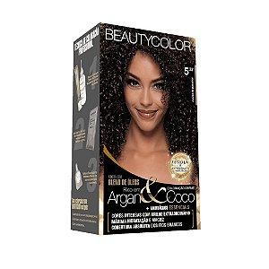 Tintura Beauty Color 5.37 Marrom Passion