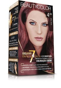 Tintura Beauty Color Kit 4.65 acaju royal