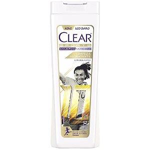 Shampoo Clear Anti Caspa 200ml  Limpeza Hidratante/Eucalipto