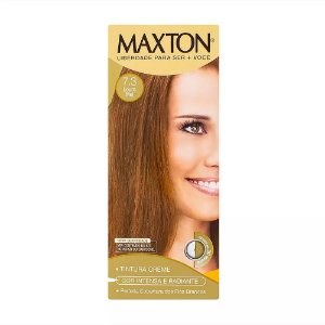 Tintura Maxton Kit 7.3 Louro Mel