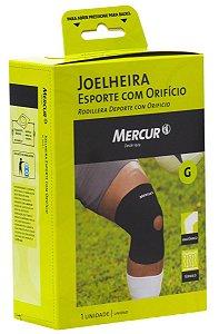 Joelheira Esporte Orifício Mercur G Ref: BC0036 (n compar +)