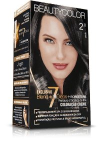 Tintura Beauty Color 2.0 Preto