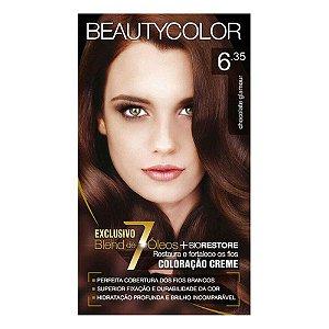 Tintura Beauty Color 6.35 Chocolate Glamour