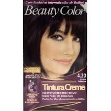 Tintura Beauty Color Kit Nova 4.20 Violeta Intenso