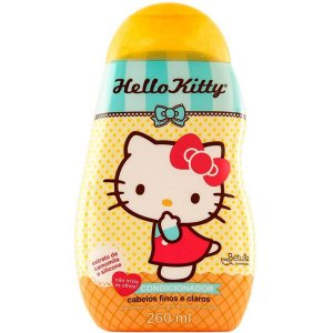 Condicionador Hello Kitty 260ml Cabelos Finos e Claros