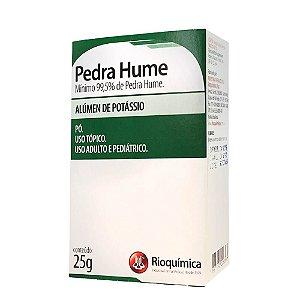 Pedra Hume 25g  (Rioquímica)
