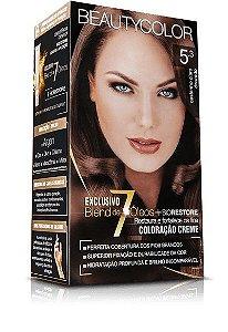 Tintura Beauty Color 5.3 Castanho Dourado