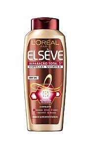 Shampoo Elseve 250ml Reparaçao Total 5 Esp Quimica