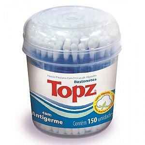 Hastes Flexíveis Bastonetes Topz c/ 150
