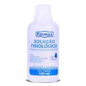 SORO FISIOLOGICO 100ML FARMAX