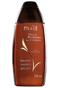 Óleo Muriel Corporal 150ml Amendoas com Colageno