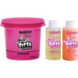 Alisante Salon Line Special Girls Relaxer