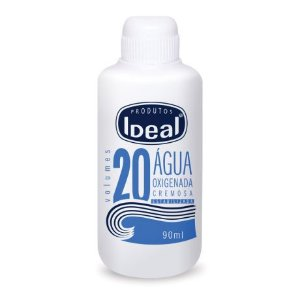 Agua Oxigenada 20  Ideal 90ml