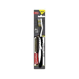 Escova Dental Powerdent Torcedor Santos Macia Ref.1078