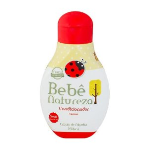 Condicionador BEBE NATUREZA Suave 250ml