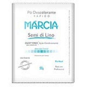 DESCOLORANTE MARCIA SEMI DI LINO 50GRS PÓ AZUL