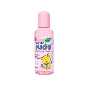 Deo Colonia Cheirinho Kids Pink 120ml  Pharma