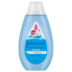 Shampoo Johnson Baby cheirinho prolongado 200ml