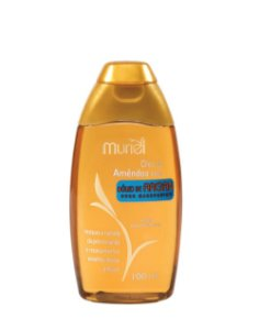 Óleo de Amendoas Muriel Corporal 100ml Argan