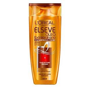 Shampoo Elseve Oleo Extraordinario Nutrição Intensa 200ml